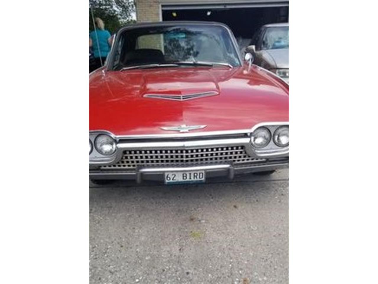 1962 Ford Thunderbird (CC-1409897) for sale in Carlisle, Pennsylvania