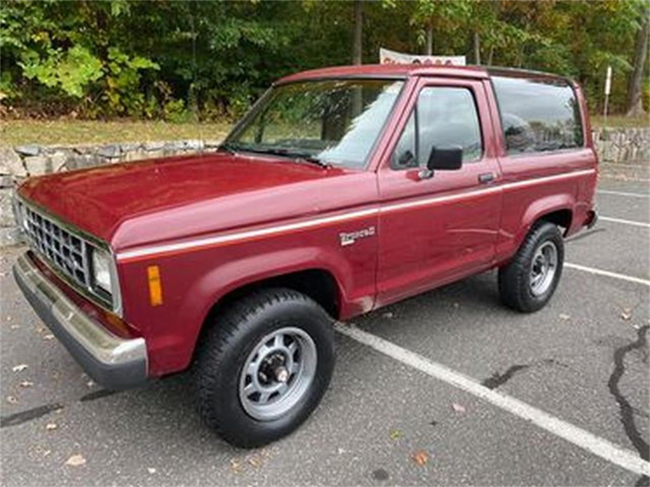 1988 Ford Bronco II (CC-1409903) for sale in Carlisle, Pennsylvania