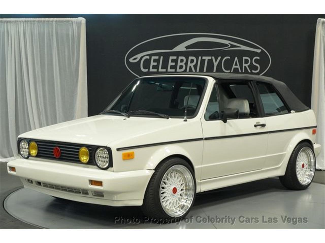 1990 Volkswagen Cabriolet (CC-1409908) for sale in Las Vegas, Nevada