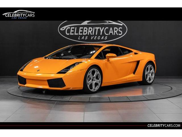 2004 Lamborghini Gallardo (CC-1409909) for sale in Las Vegas, Nevada