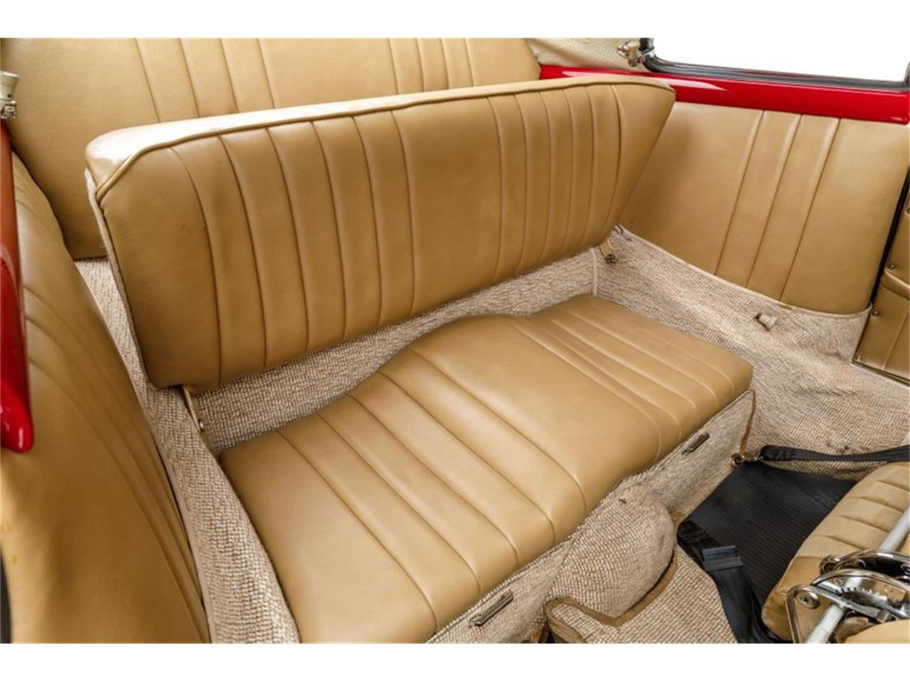 1958 Porsche 356A (CC-1409911) for sale in Costa Mesa, California