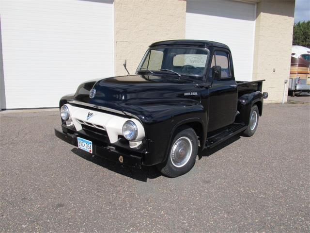 1953 Ford F100 (CC-1409921) for sale in Ham Lake, Minnesota