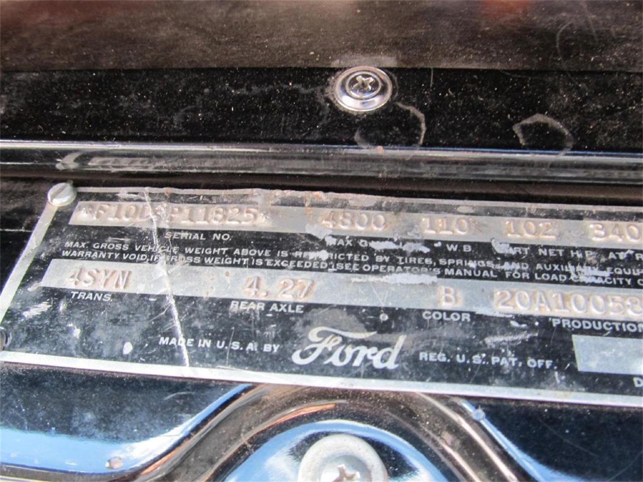 1953 Ford F100 (CC-1409921) for sale in Ham Lake, Minnesota