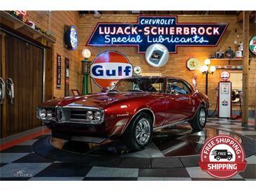 1967 Pontiac Firebird (CC-1409931) for sale in Green Brook, New Jersey