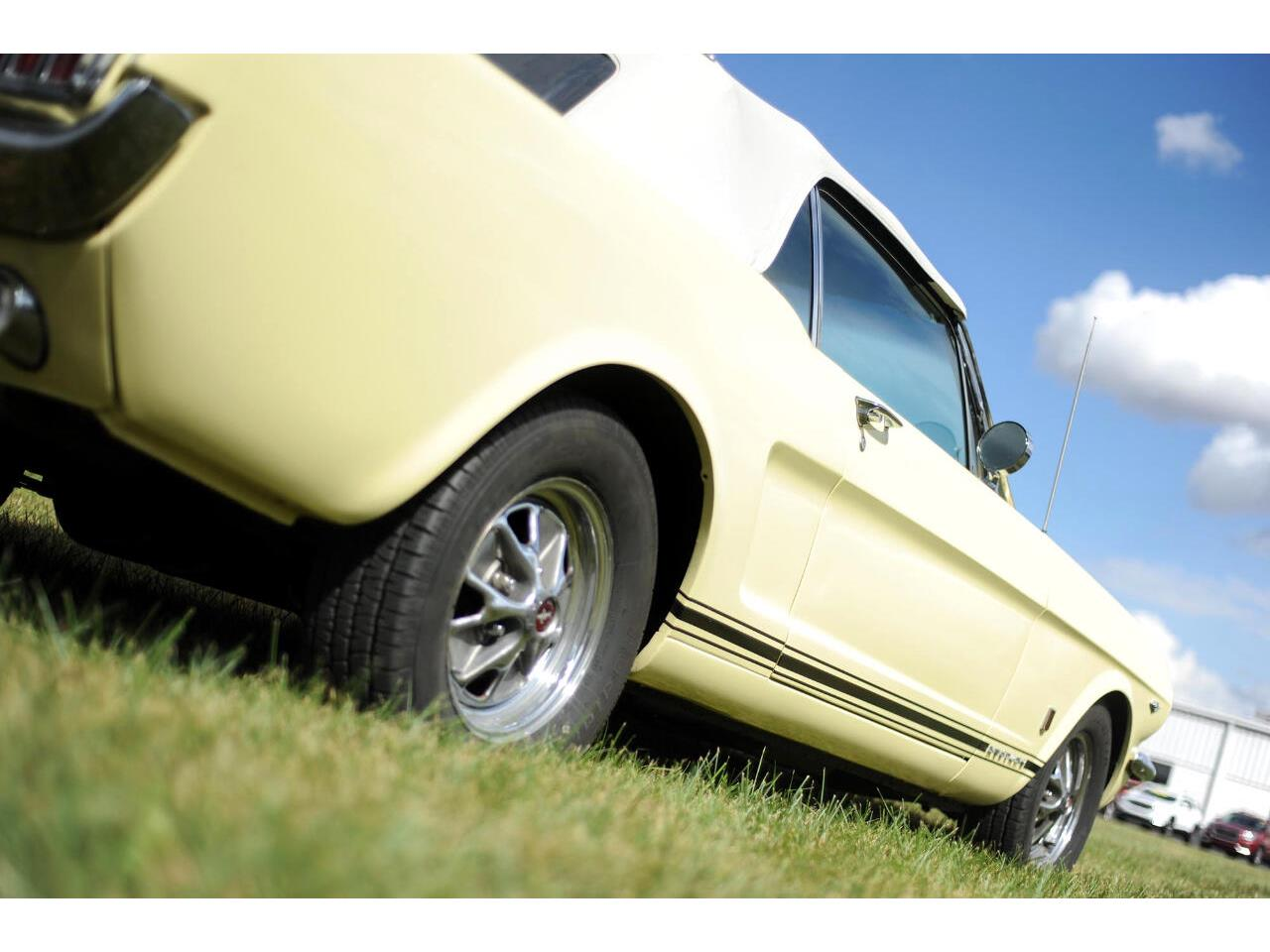 1966 Ford Mustang (CC-1409935) for sale in Greenfield, Indiana