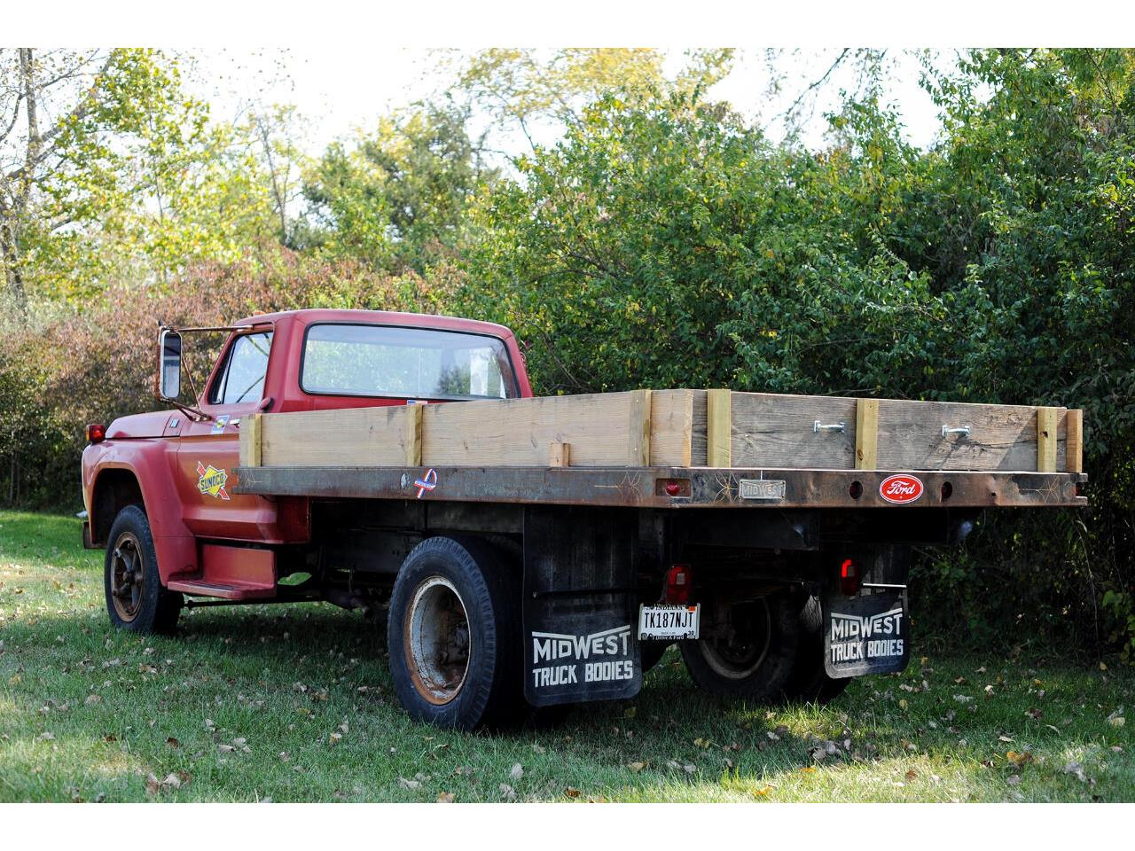 1974 Ford F600 (CC-1409940) for sale in Greenfield, Indiana