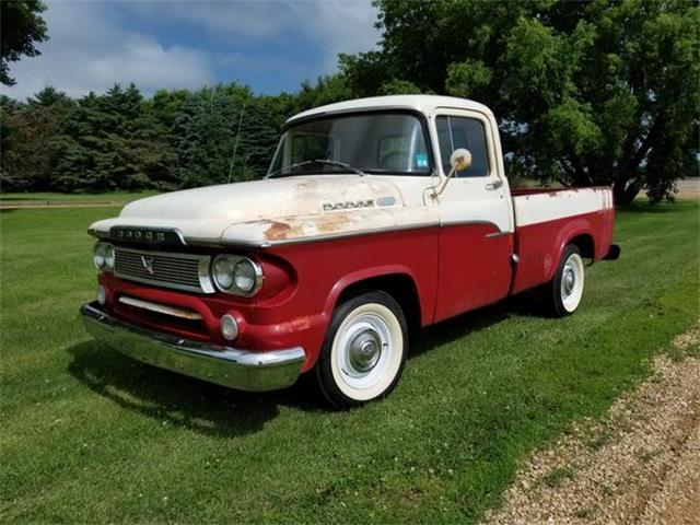 1960 Dodge D100 (CC-1409942) for sale in New Ulm, Minnesota