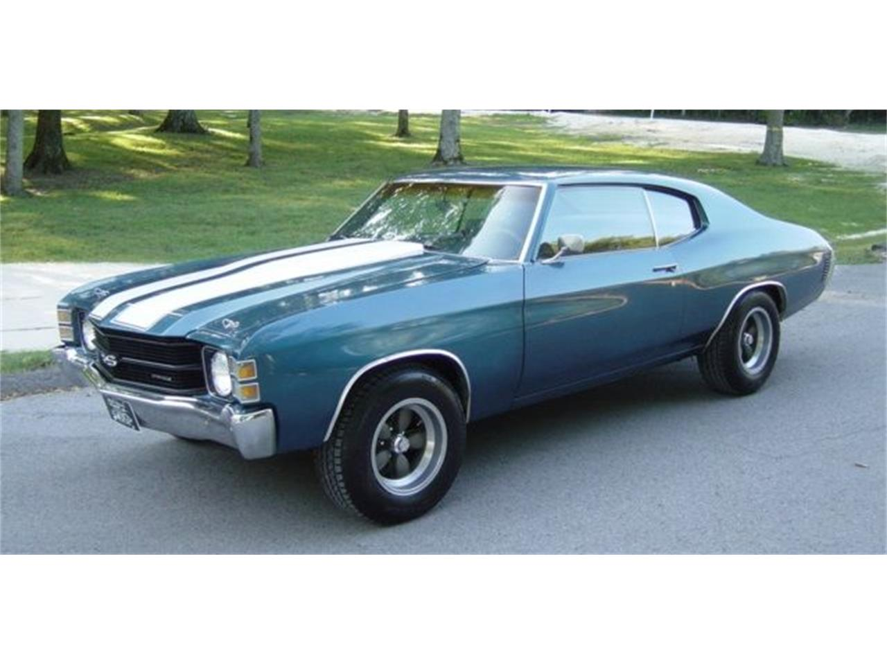 1971 Chevrolet Chevelle (CC-1409954) for sale in Hendersonville, Tennessee