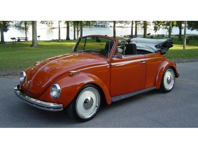 1971 Volkswagen Beetle (CC-1409957) for sale in Hendersonville, Tennessee