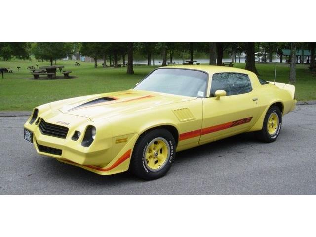 1979 Chevrolet Camaro Z28 (CC-1409959) for sale in Hendersonville, Tennessee