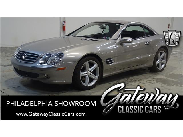 2006 Mercedes-Benz SL500 (CC-1409975) for sale in O'Fallon, Illinois