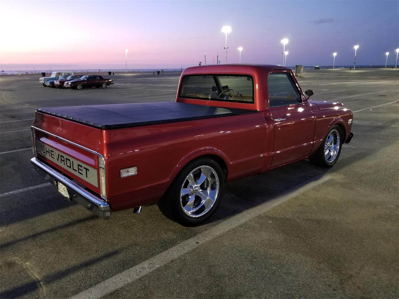 1972 Chevrolet C10 (CC-1409979) for sale in Edgewater, Maryland