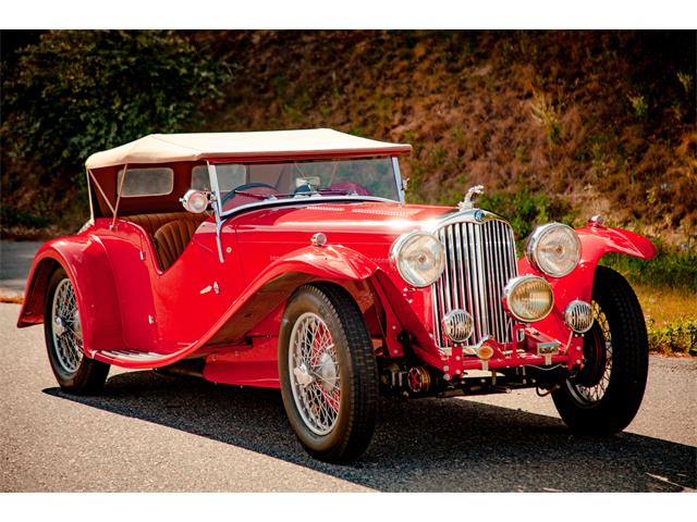 1937 AC Sport (CC-1409982) for sale in Kingston, Massachusetts