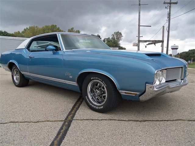 1970 Oldsmobile Cutlass (CC-1409985) for sale in Jefferson, USA_WI