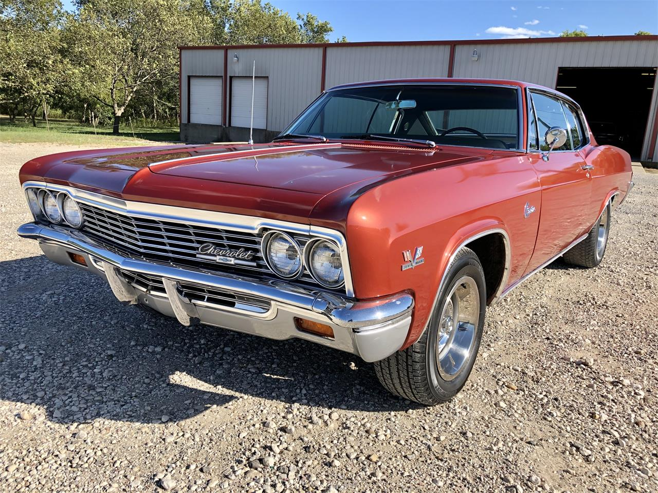 1966 Chevrolet Caprice (CC-1409986) for sale in Sherman, Texas
