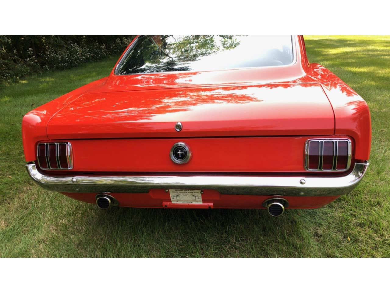 1965 Ford Mustang (CC-1409992) for sale in Wentzville , Missouri
