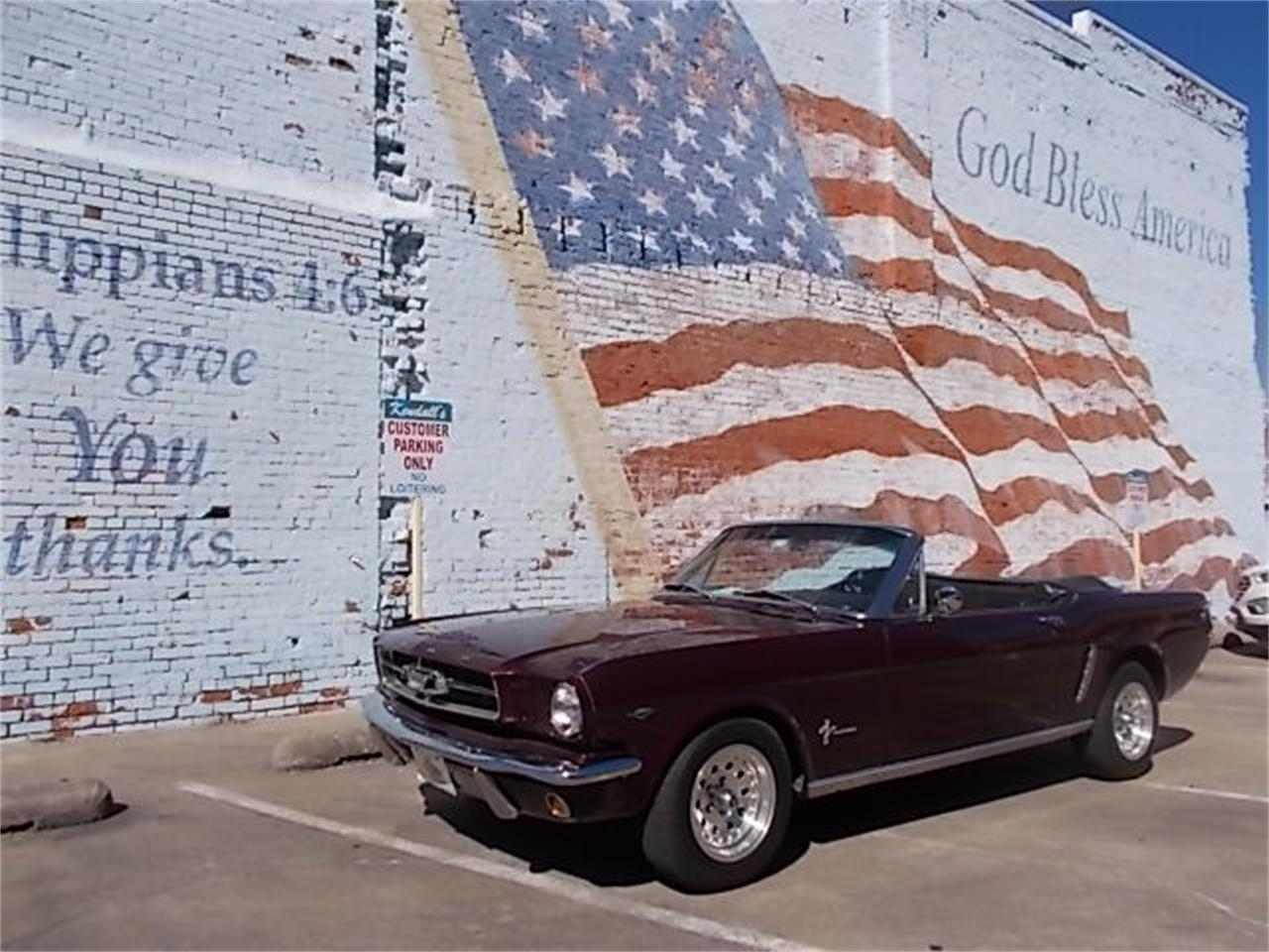 1965 Ford Mustang (CC-1409997) for sale in Skiatook, Oklahoma