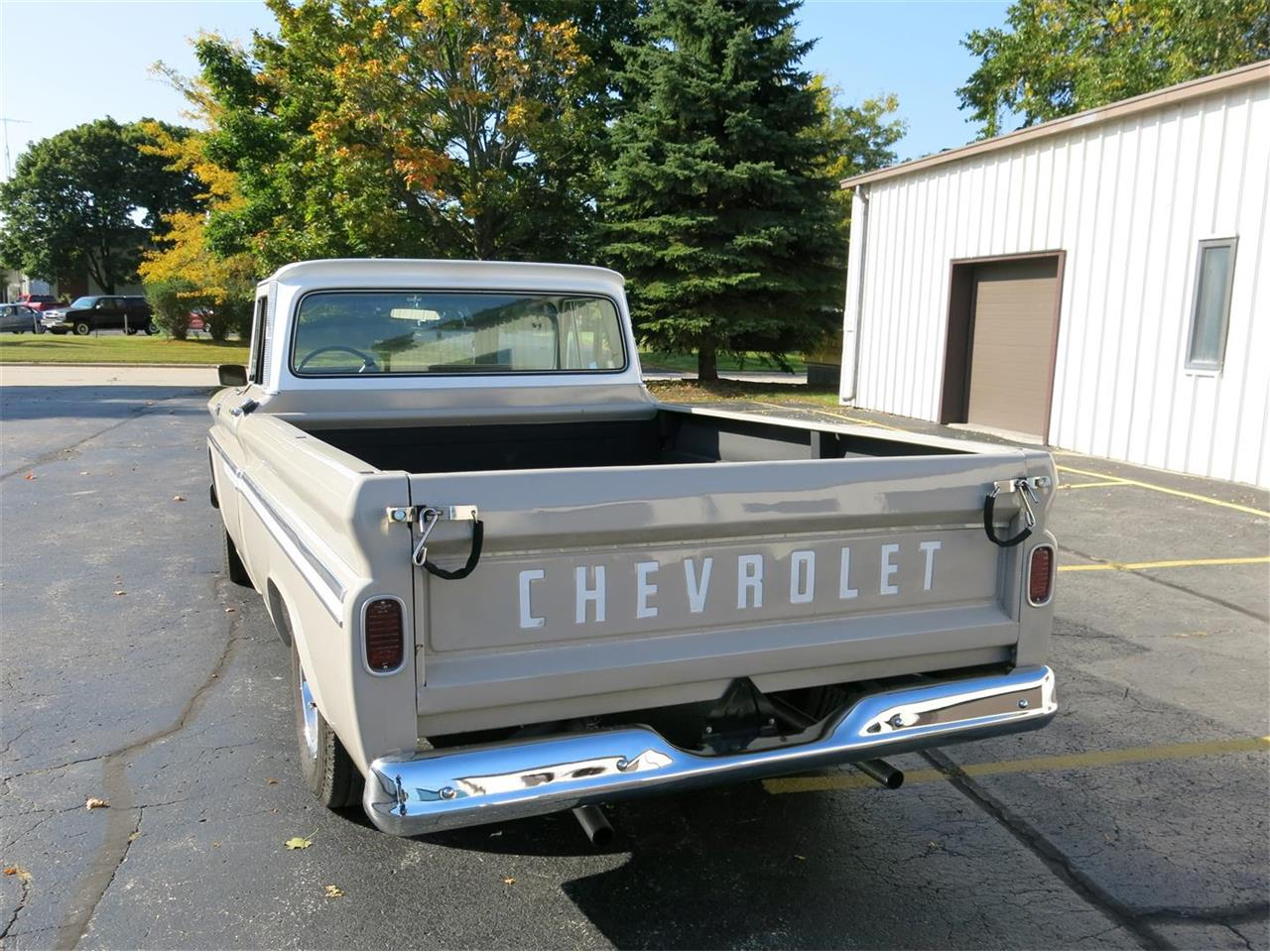 1965 Chevrolet C10 (CC-1409998) for sale in Manitowoc, Wisconsin