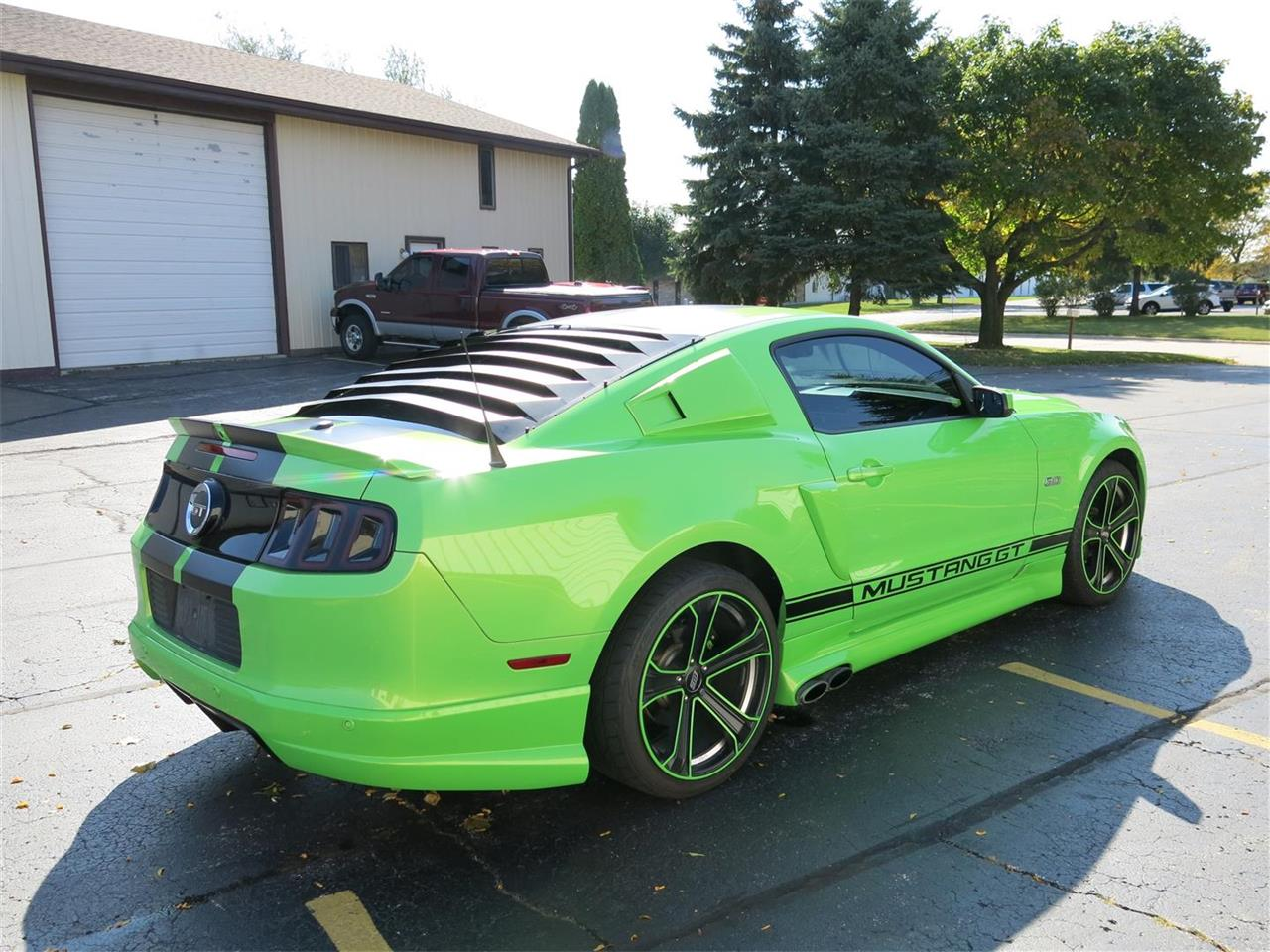 2013 Ford Mustang GT (CC-1410000) for sale in Manitowoc, Wisconsin