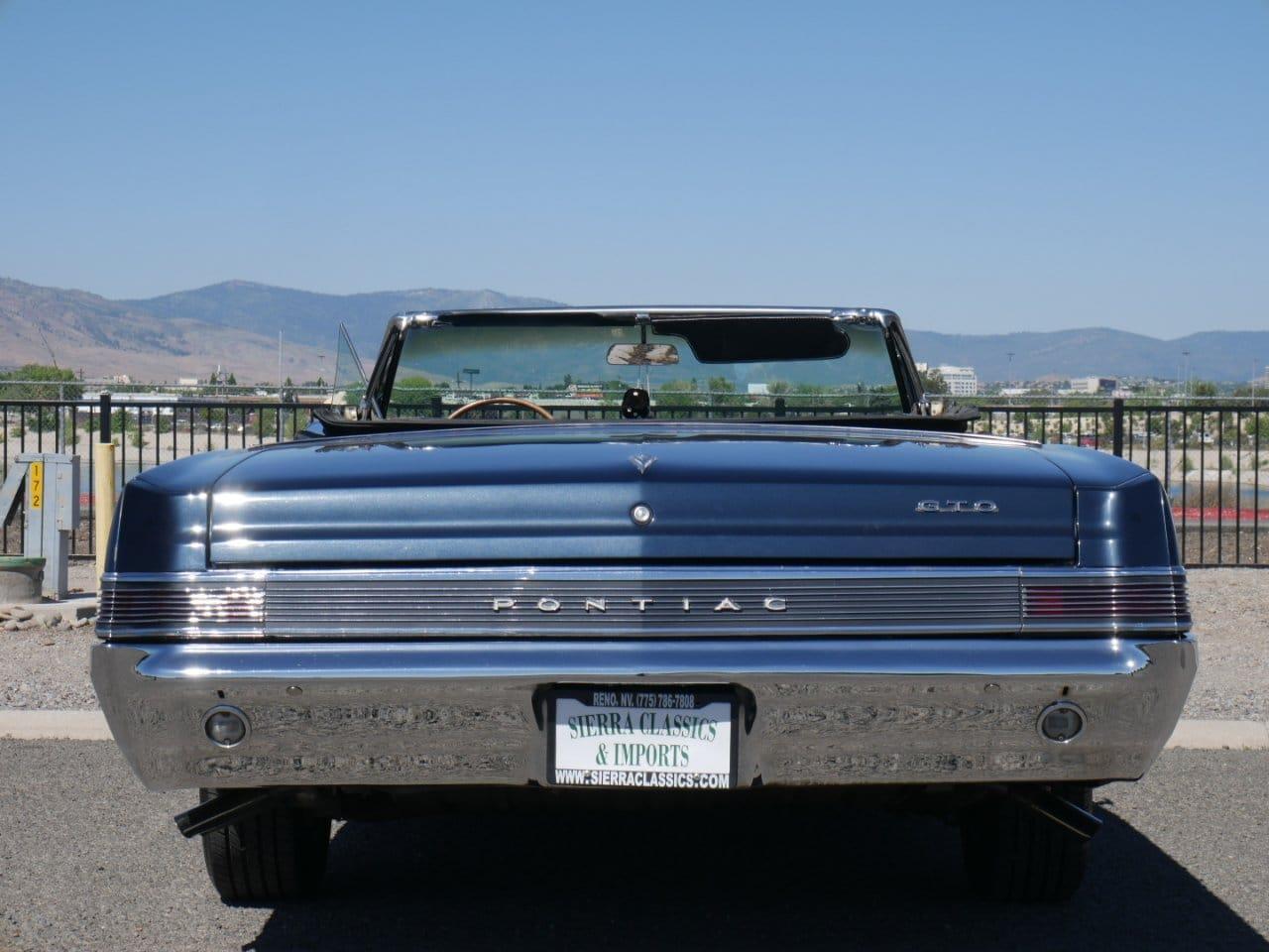 1965 Pontiac GTO (CC-1411001) for sale in Reno, Nevada
