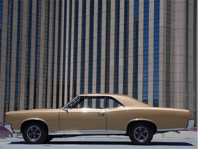 1967 Pontiac GTO (CC-1411002) for sale in Reno, Nevada