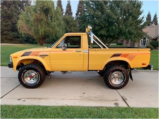 1983 Toyota Pickup (CC-1411008) for sale in Roseville, California