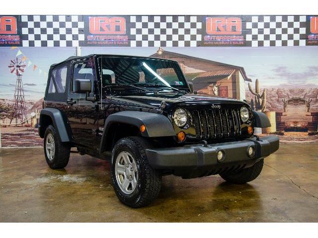 2013 Jeep Wrangler (CC-1411016) for sale in Bristol, Pennsylvania