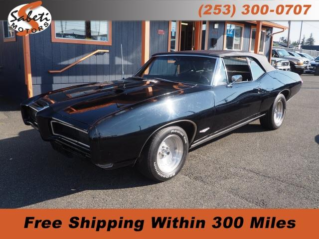 1968 Pontiac GTO (CC-1411028) for sale in Tacoma, Washington