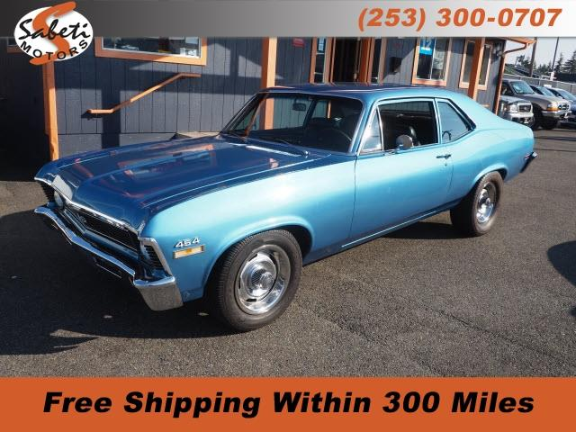 1972 Chevrolet Nova (CC-1411029) for sale in Tacoma, Washington