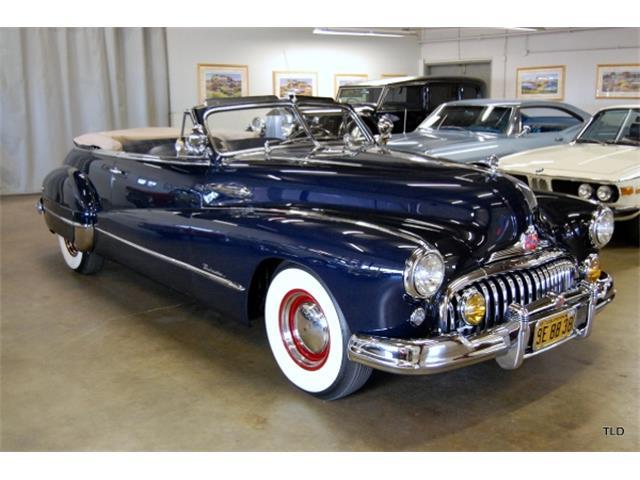 1948 Buick Roadmaster (CC-1411030) for sale in Chicago, Illinois