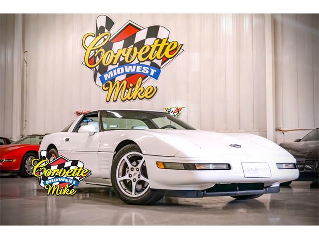 1993 Chevrolet Corvette (CC-1411036) for sale in Burr Ridge, Illinois