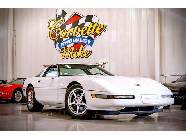 1993 Chevrolet Corvette (CC-1411036) for sale in Burr Ridge, Illinois