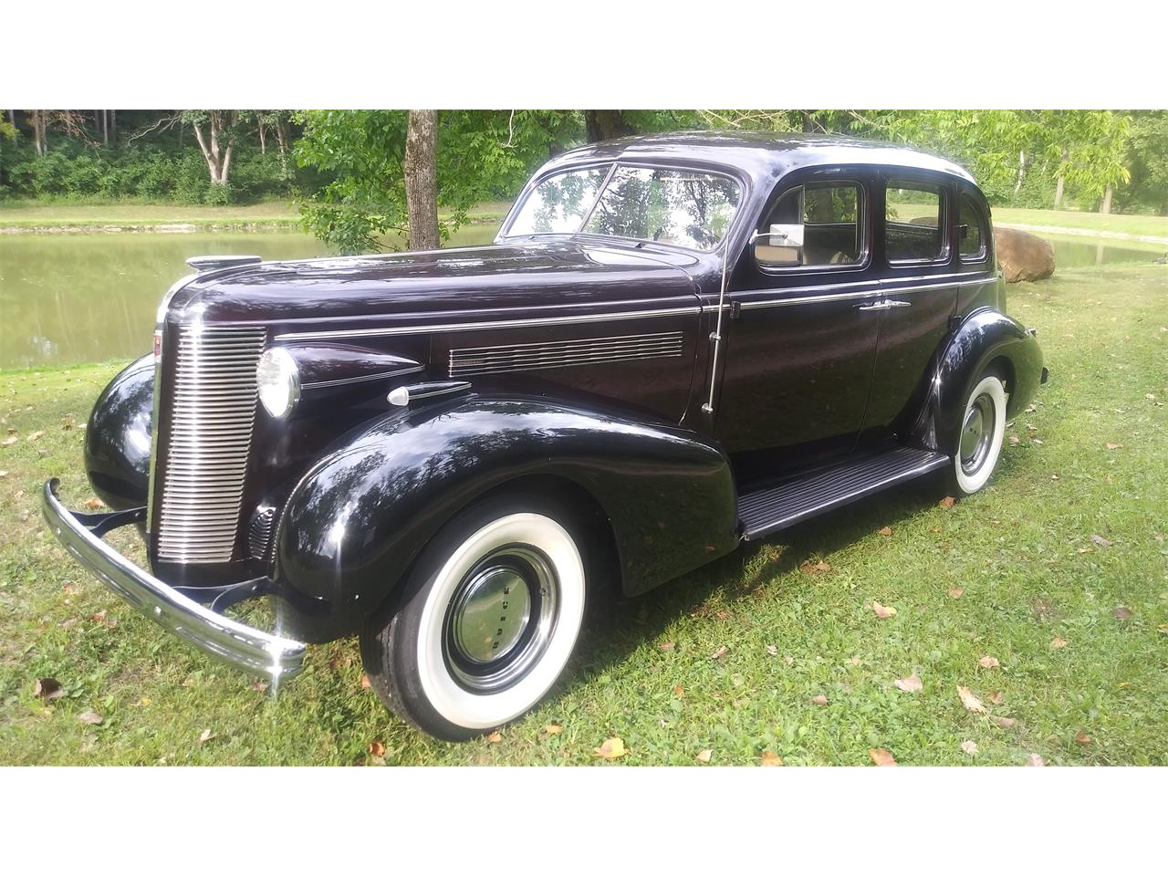 1937 Buick Special (CC-1411048) for sale in New Lebanon, Ohio