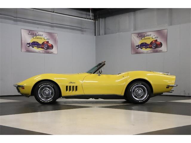 1969 Chevrolet Corvette (CC-1411054) for sale in Lillington, North Carolina