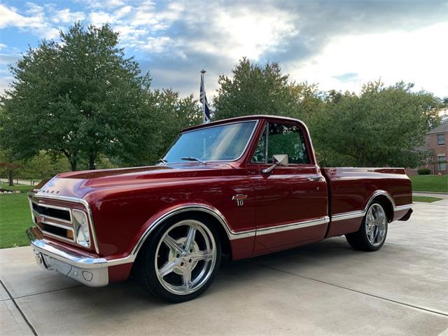 1968 Chevrolet C10 (CC-1411056) for sale in North Royalton, Ohio