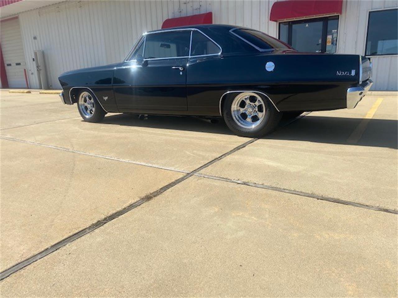 1967 Chevrolet Nova (CC-1411067) for sale in HOT SPRINGS, Arkansas