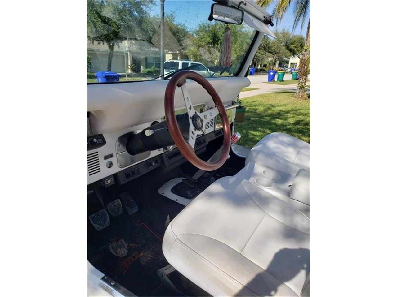 1985 Jeep CJ7 (CC-1411075) for sale in Tavares, Florida
