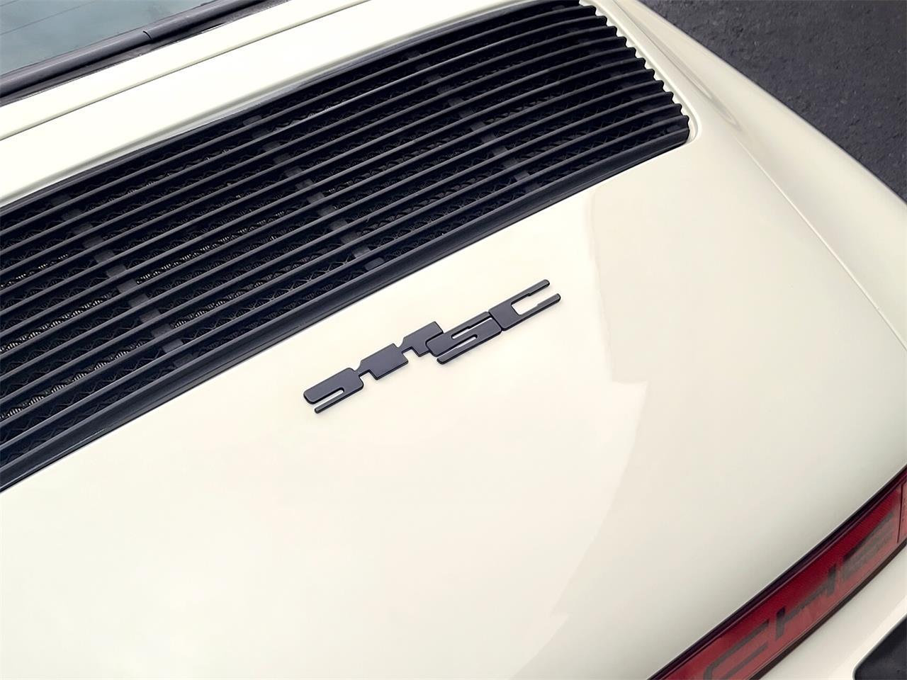 1982 Porsche 911SC (CC-1411097) for sale in Oakwood, Georgia