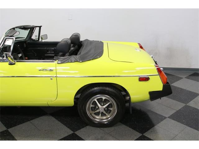 1975 MG MGB (CC-1411100) for sale in Concord, North Carolina