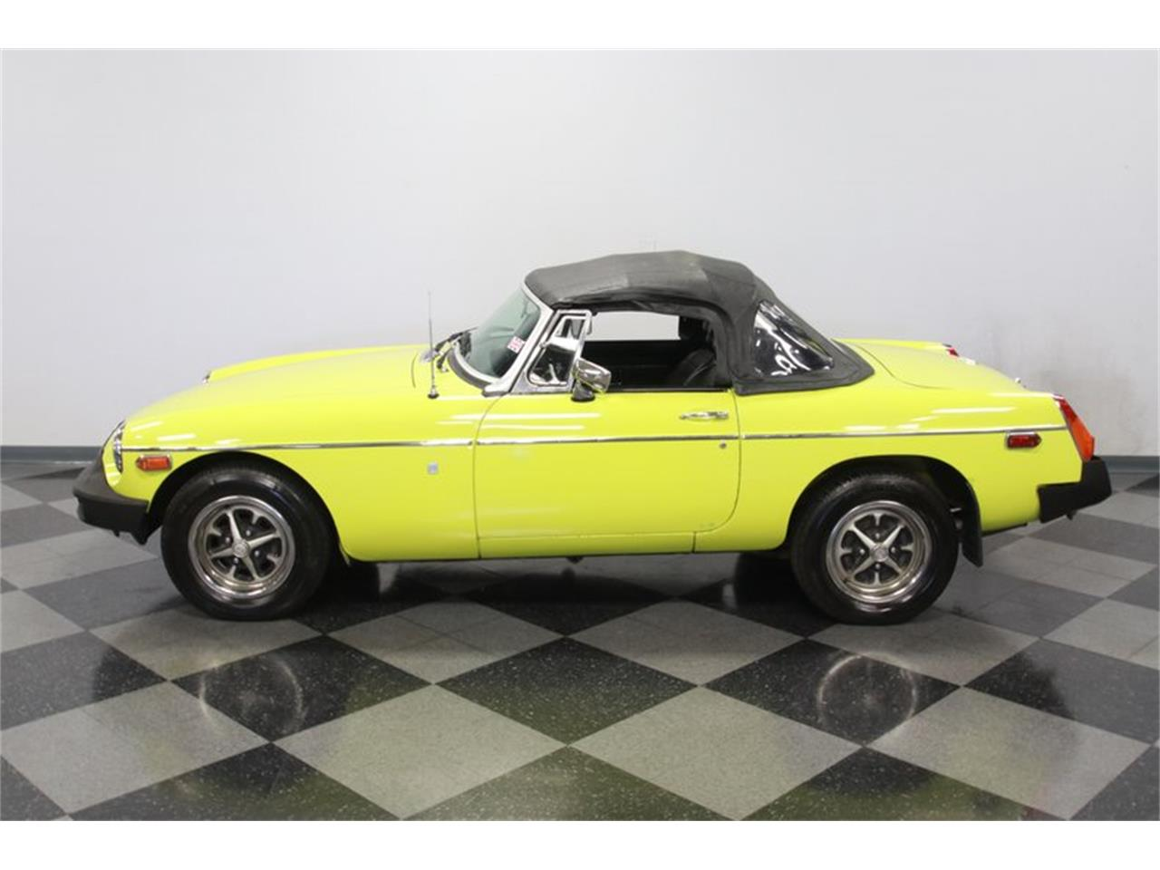 1975 MG MGB (CC-1411100) for sale in Concord, North Carolina