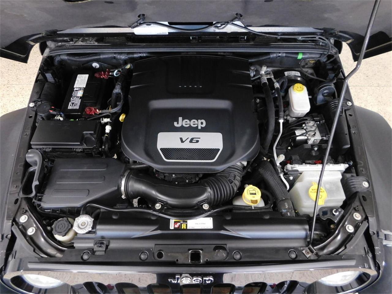 2016 Jeep Wrangler (CC-1411105) for sale in Hamburg, New York