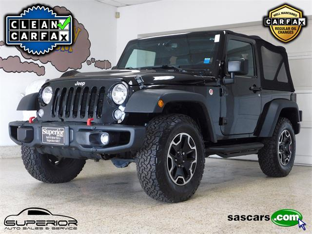 2016 Jeep Wrangler (CC-1411105) for sale in Hamburg, New York