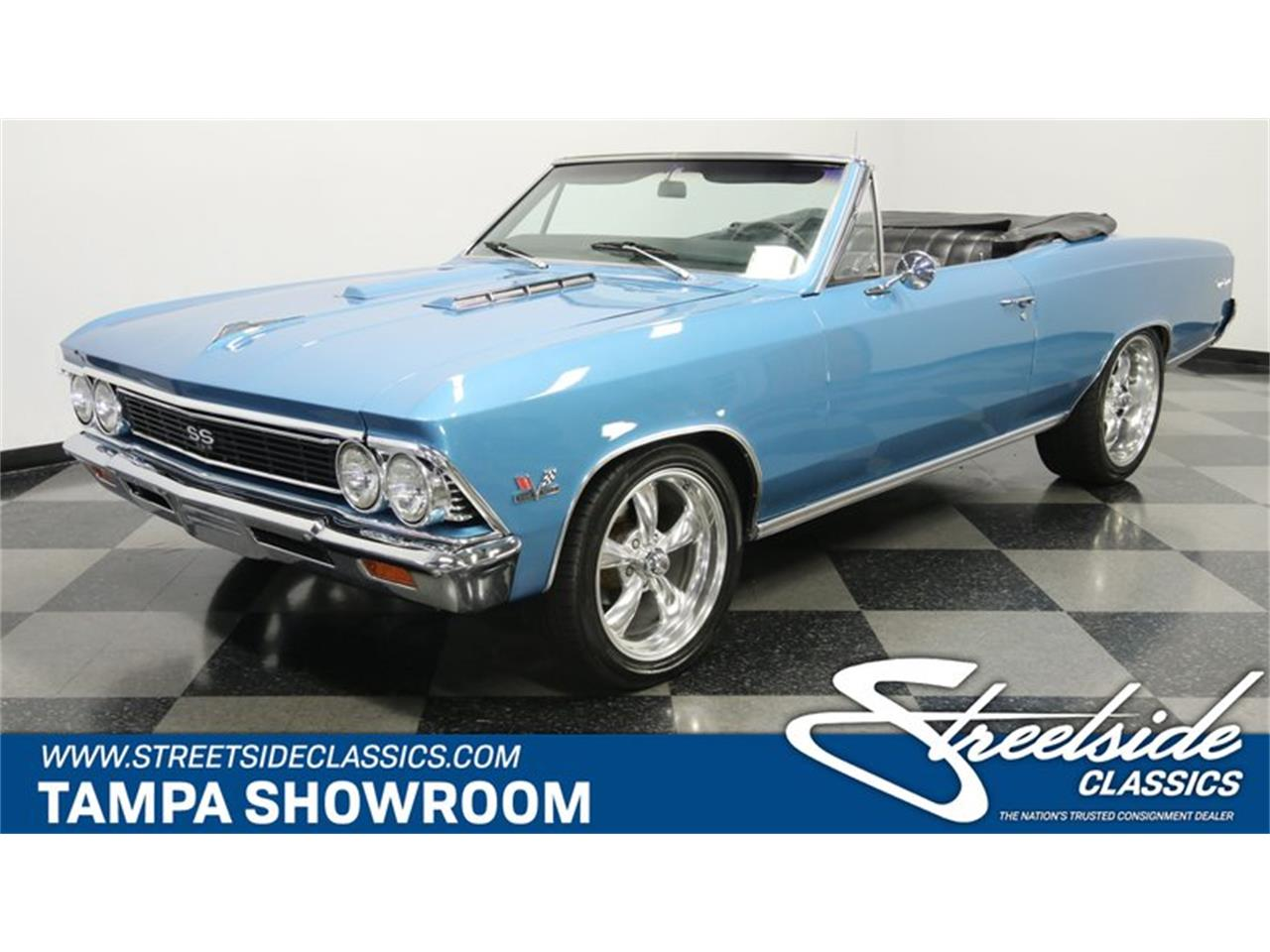 1966 Chevrolet Chevelle (CC-1411107) for sale in Lutz, Florida