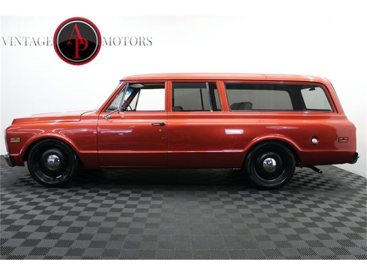 1970 Chevrolet Suburban (CC-1411123) for sale in Statesville, North Carolina