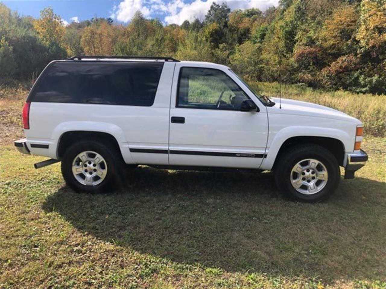 1996 Chevrolet Tahoe (CC-1411128) for sale in Greensboro, North Carolina