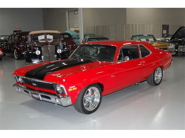 1970 Chevrolet Nova (CC-1411136) for sale in Rogers, Minnesota