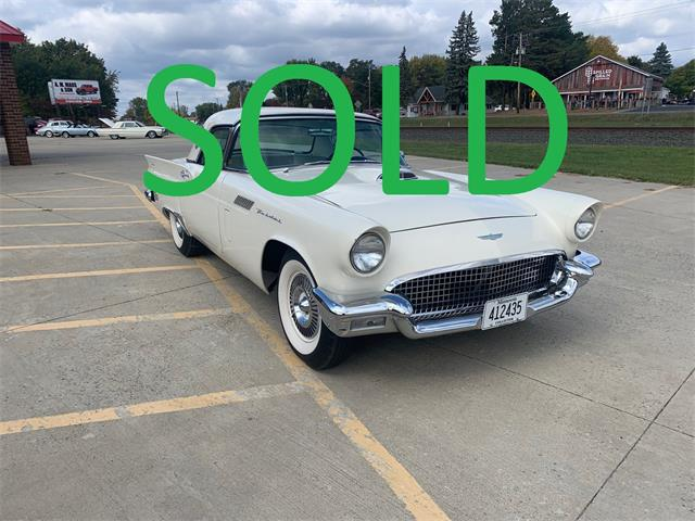 1957 Ford Thunderbird (CC-1411137) for sale in Annandale, Minnesota