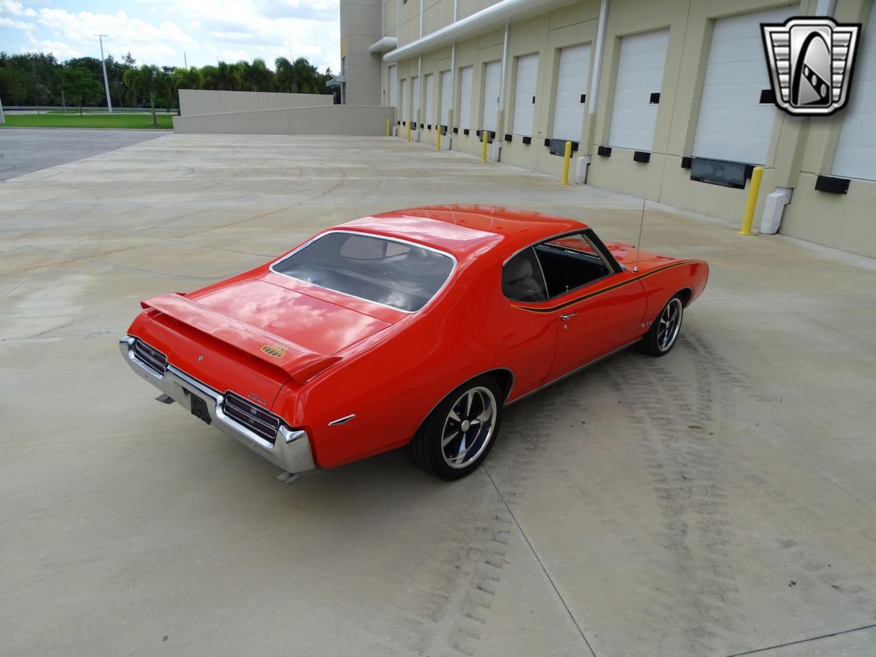 1969 Pontiac GTO (CC-1411138) for sale in O'Fallon, Illinois