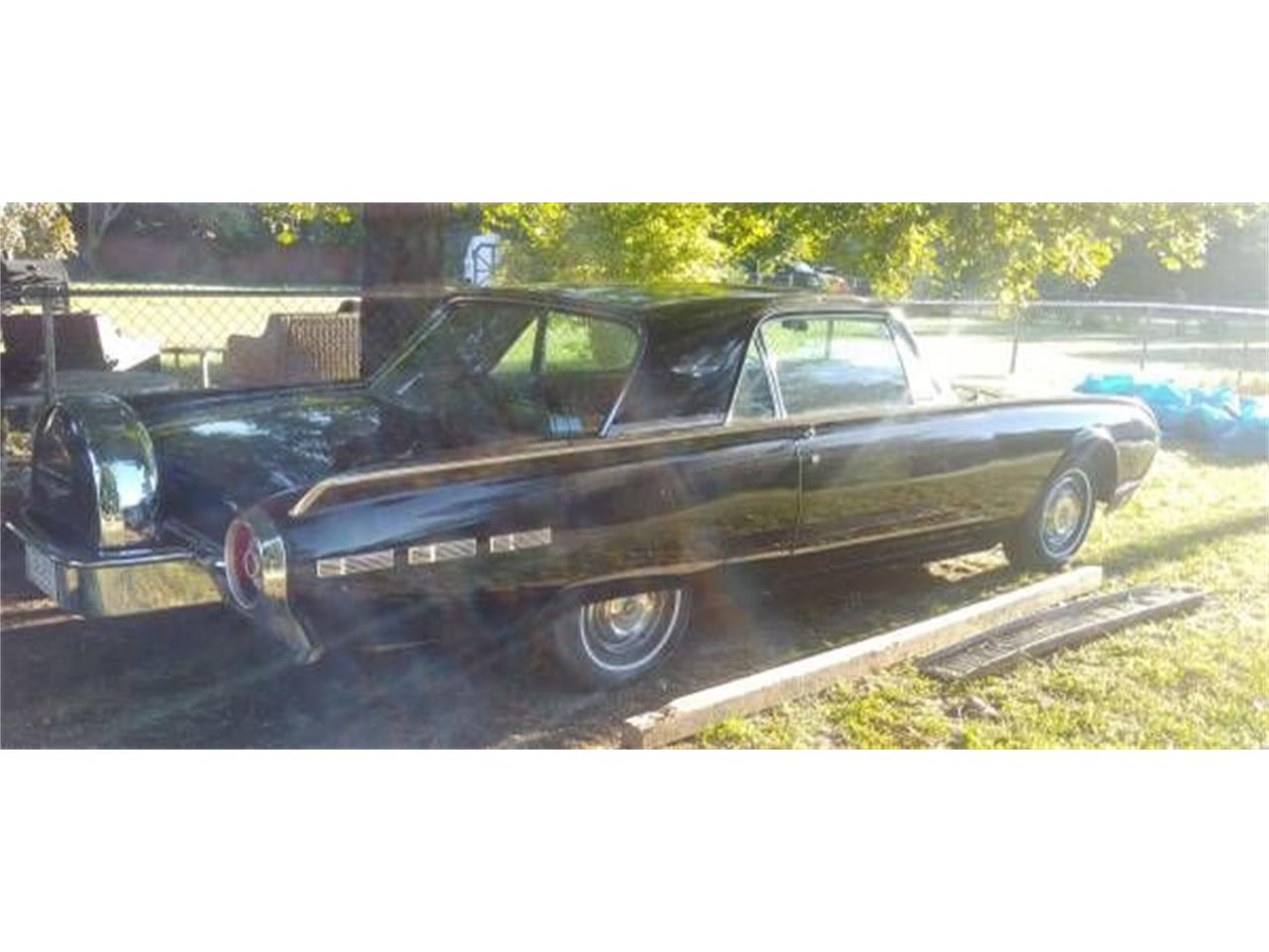 1962 Ford Thunderbird (CC-1411139) for sale in Cadillac, Michigan