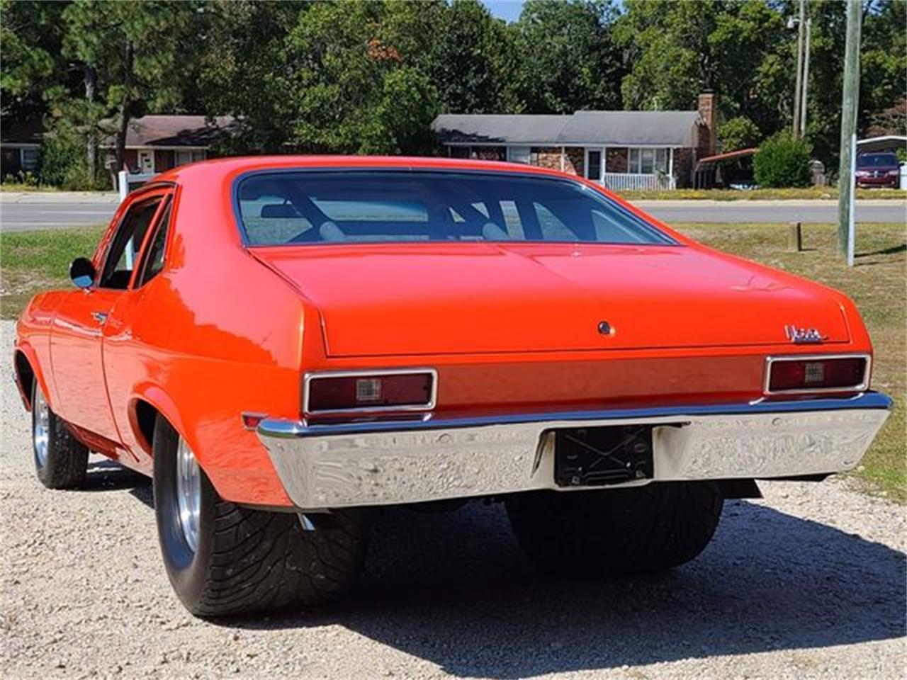 1972 Chevrolet Nova (CC-1411140) for sale in Hope Mills, North Carolina